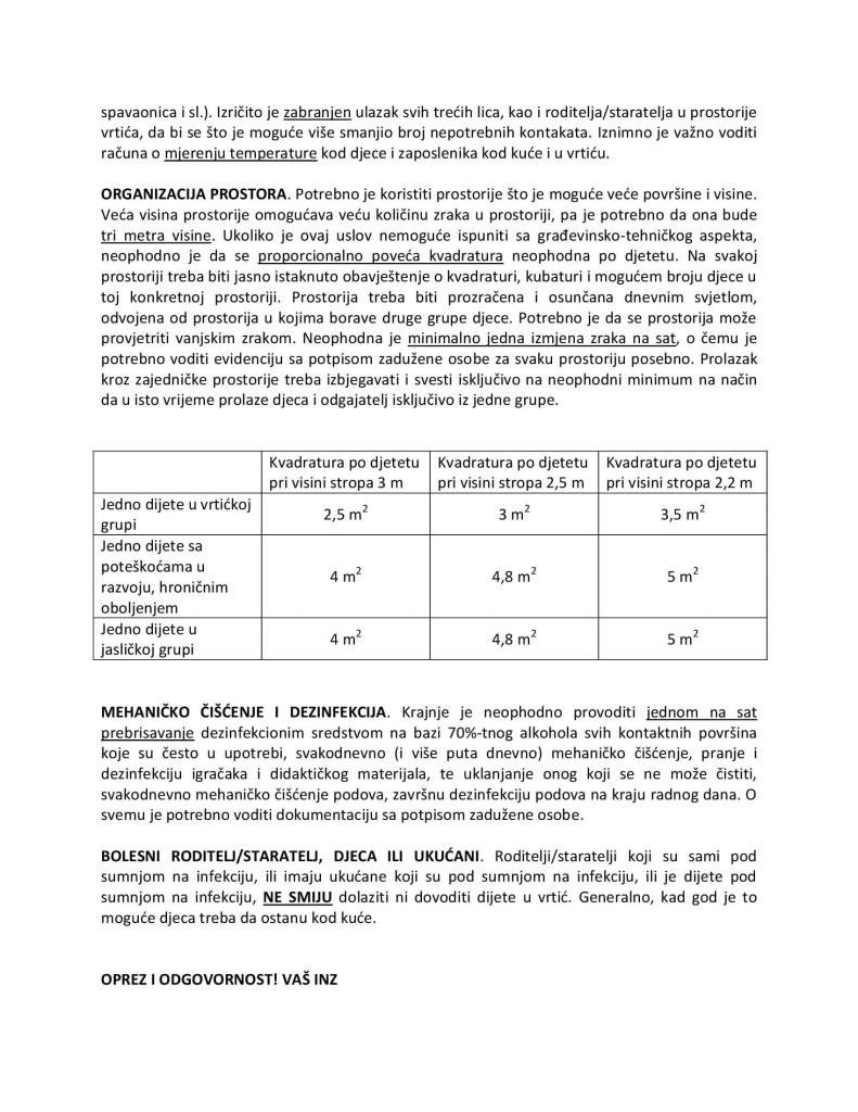 04 Izmjene i dopune Procedure za rad predškolskih ustanova, rev. 3_00002